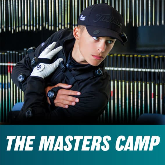The Masters Camp | Stages de Golf