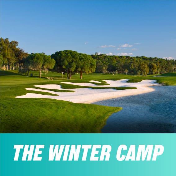 The Winter Camp | Junior Golf Camp in Portugal