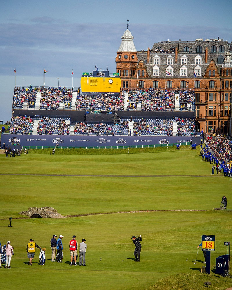 Phil Mickelson - St Andrews The Open
