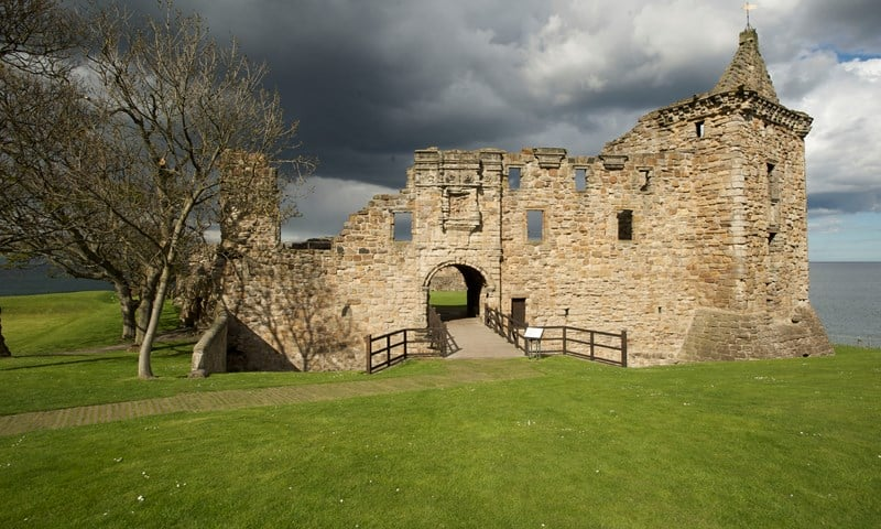 Castello di St Andrews