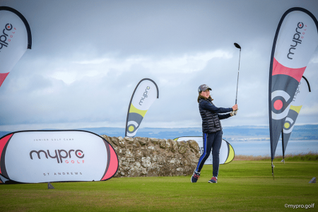 Junior Golfer | Mypro Golf Camp