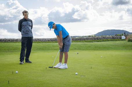 Entrenamiento de Golf (Golf Training) Mypro Golf Camp